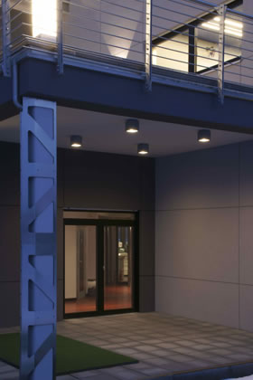 COE Golfclub Taylor Made - Simes S.p.A. luce per l'architettura